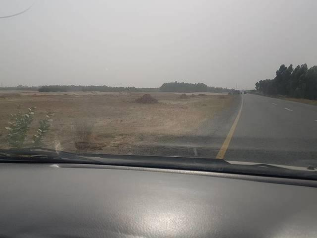 9 Canal Commercial Land For Sale Near Groat Chaok Dist Khushab