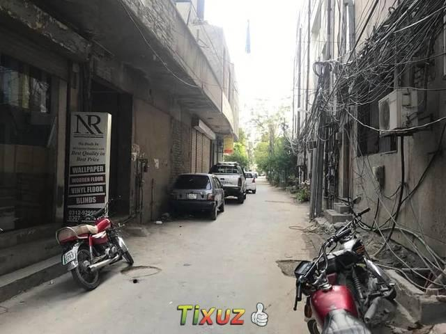 A 1 Marla Flat Located In Dha Defence Is Available For Rent
