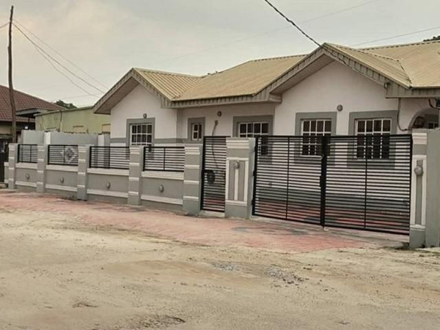 A 4 Bedroom Bungalow For Sale In Ogba, Ikeja, Lagos