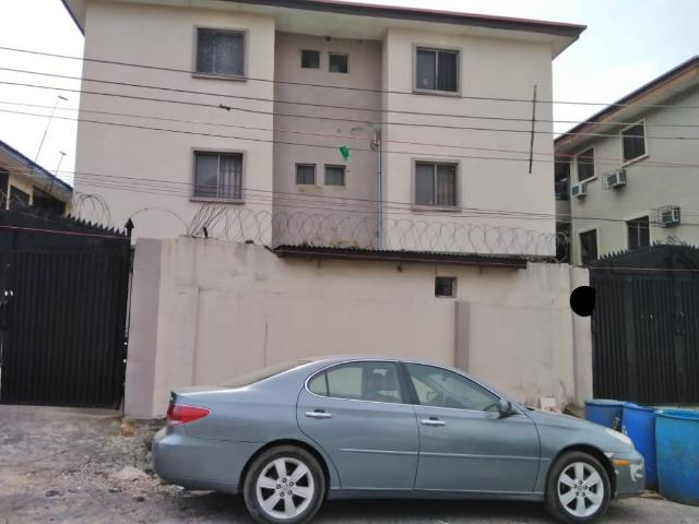 A Block Of 6 Flats Of 3 Bedrooms Each All Ensuite. Nigeria Property Zone