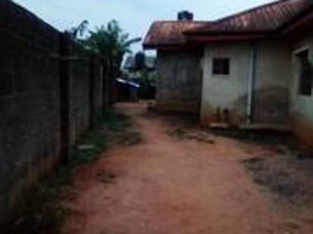 A Block Of Flat For Sale Along Igbodo Rd, Magboro