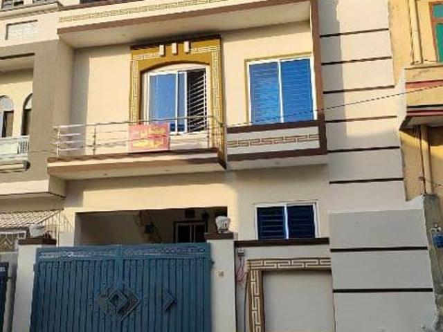 A Brand New Stylish 5 Marla 15 Story Storey House For Sale