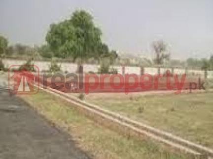 A Commercial Plot For Sale Situated At Cantt Multan
