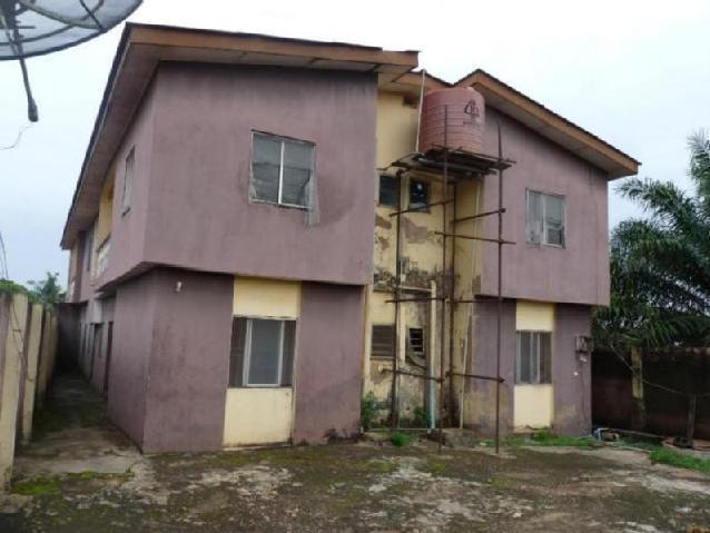 A Four Bedroom Flat Available For Sale
