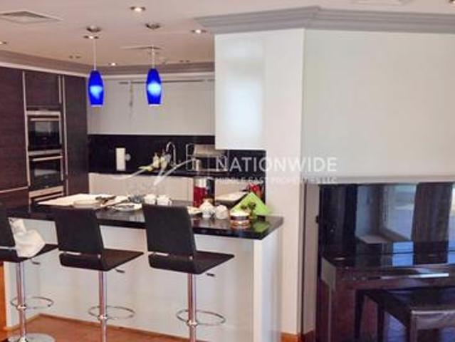 A Furnished Townhouse With Spacious Balcony