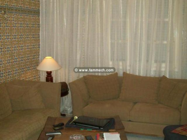 A Louer Appartement Meuble De Luxe Manouba