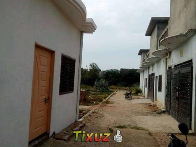 A Perfect Secure House For Rent At Paf Road Mianwali