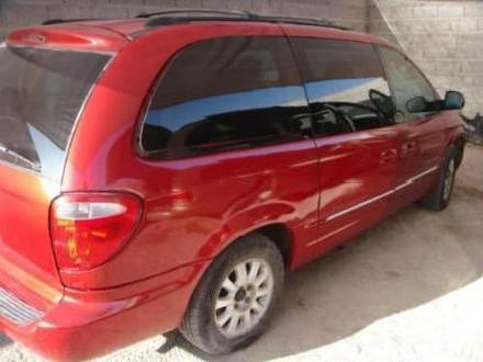 A Remate Chrysler Town&country 3.8 Full2001+2lcd7parabutacas Traseras Xtraslado