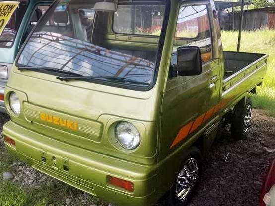 A Very Affordable Suzuki <strong>Multicab</strong> For Only 350 Pesos A Day