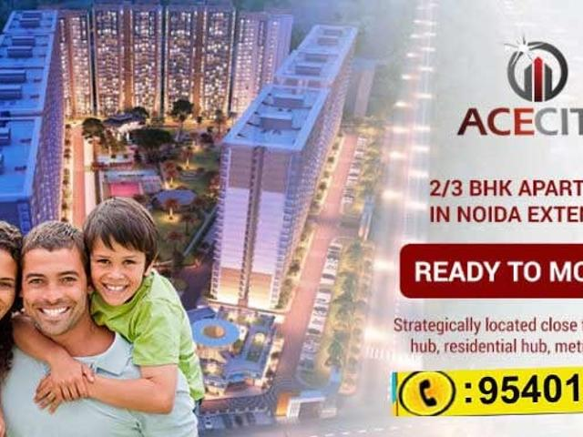 Ace City Greater Noida West, Ace City Noida Extension