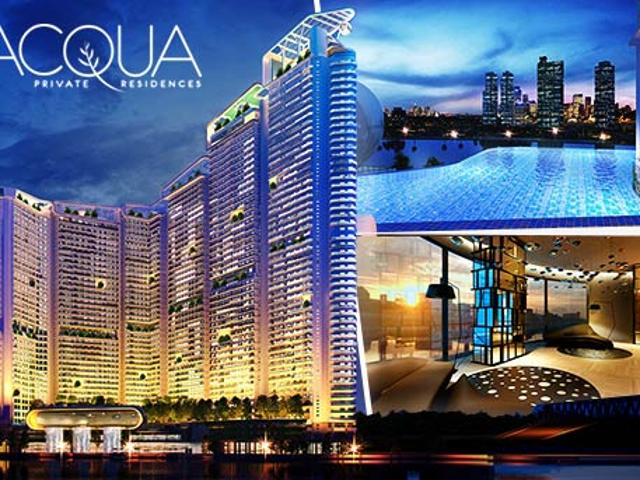 Acqua Private Residences 2 Bedroom Unit For Sale Niagra Tower