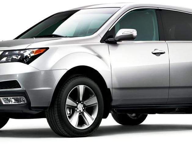 Acura MDX In Palm Springs Used Acura Mdx Palm Springs - Palm springs acura