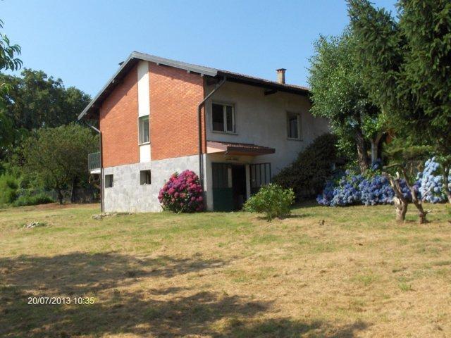 Affitto Villetta Indipendente Con Ampio Giardino Di 2400mq A Borgo Ticino No