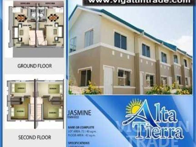 Affordable 2 Br Townhouse In Gma Alta Tierra