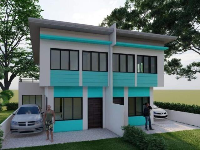 Affordable 3 Bedroom Townhouse For Sale In Grand Terrace In Consolacion Cebu