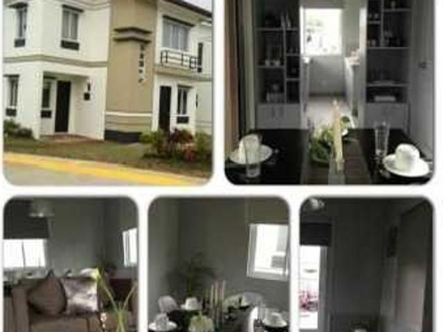 Affordable 3 Storey House And Lot W/ 4br & T&b