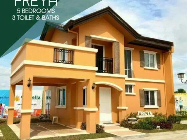 Affordable 5br House And Lot Beside Vistamall Tanza Near Moa