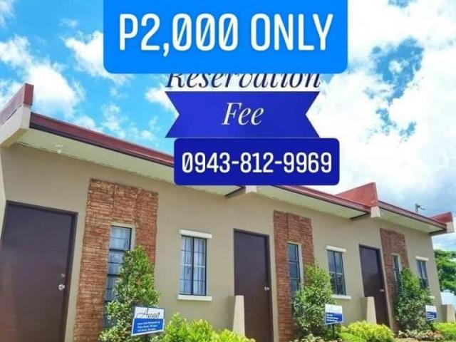 Affordable House And Lot For As Low As 3k Per Month In Bulacaan