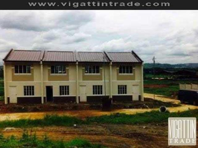 Affordable House And Lot Ibiza Townhomes Preselling Stage