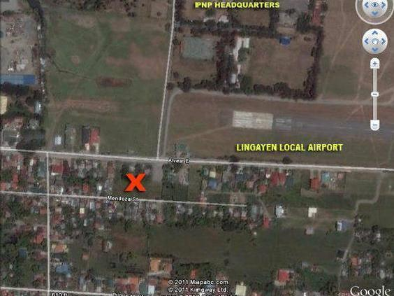 Affordable Lot For Sale Near Provincial Capitol Of Lingayen Pangasinan