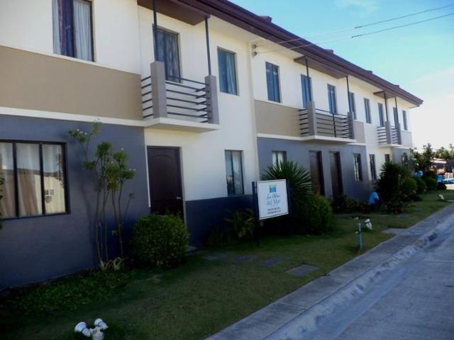 Affordable Ready For Occupancy Townhouse For Sale In Lapu Lapu Cebu