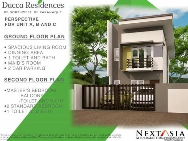 Affordable Single House For Sale Bf Homes Paranaque Near Makati