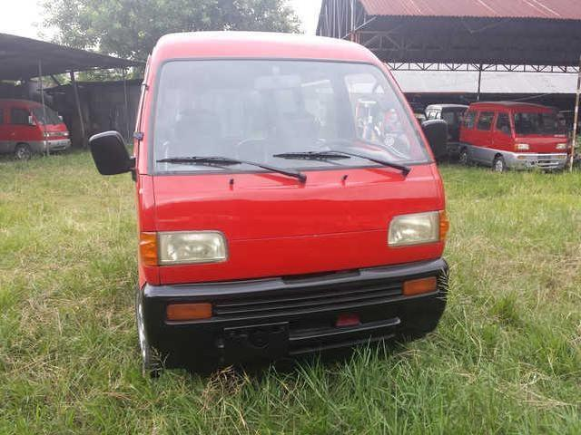 Affordable suzuki van for only 170k
