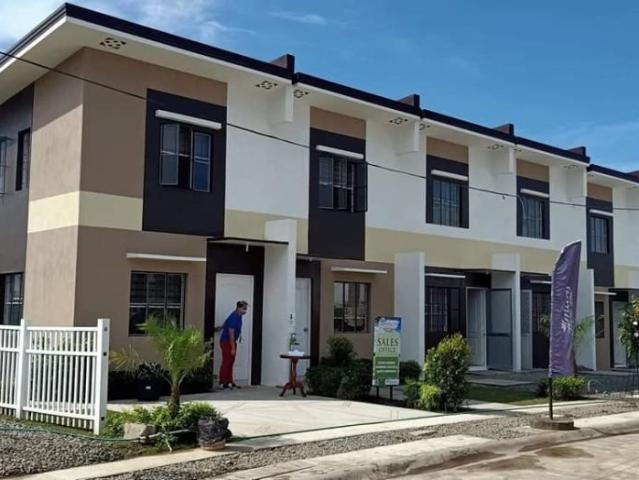 Affordable Townhouse For Sale Dasmarinas Cavite Near Lasalle