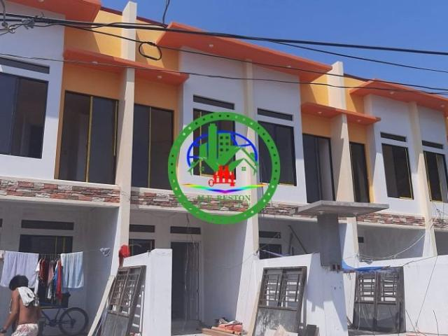 Affordable Townhouse In Vergonville Subd. Las Pinas