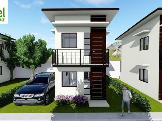 Affordable Two Storey House For Sale In Minglanilla