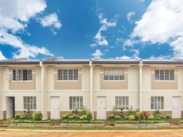 Afordable House And Lot For Sale Thru Pag Ibig Financing
