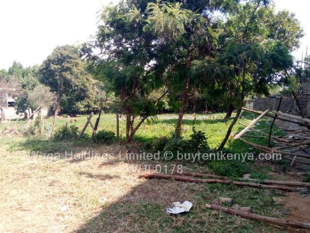 Agricultural Land For Sale In Kabete Area