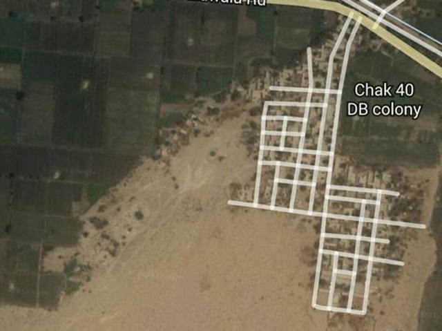 Residental And Agricultural Land In Yazman Bahawalpur For Sale