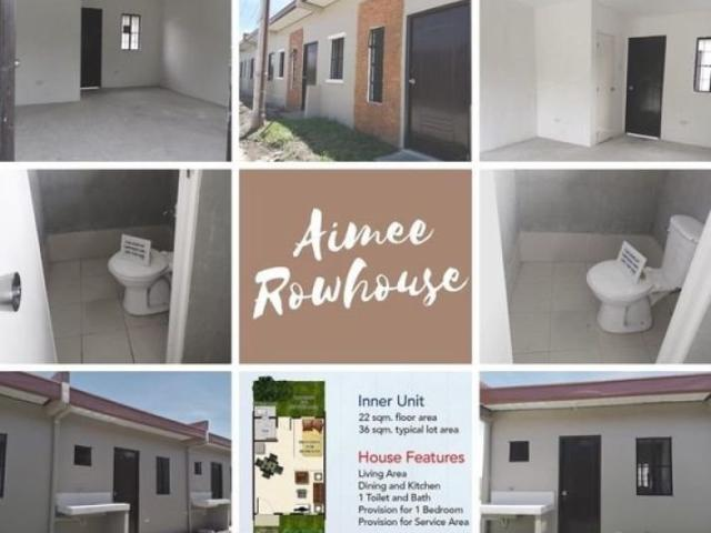 Aimee Rowhouse Inner And End Unit