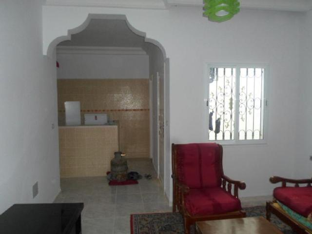 location studio meuble hammamet