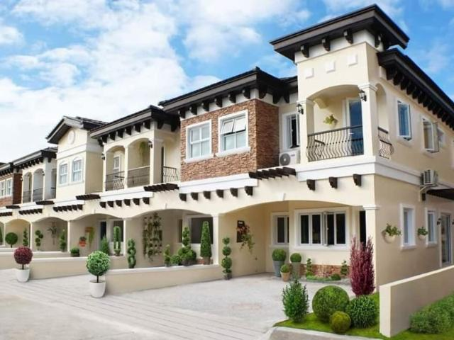 Alabang Townhouse Available For Foreigners Nearby Alabang Global City