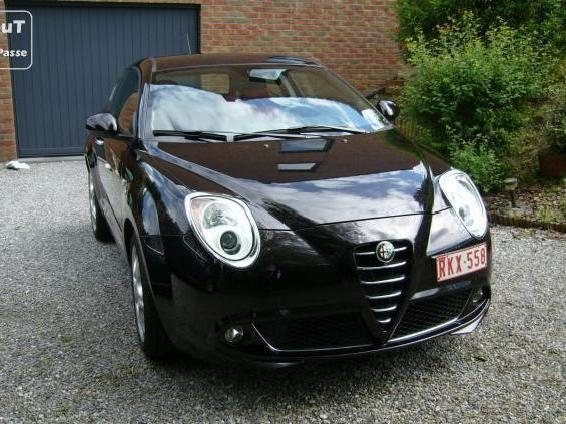 voitures occasion alfa romeo mito interieur cuir mitula voiture. Black Bedroom Furniture Sets. Home Design Ideas