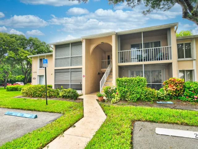 All Ages Welcome Here! Partially Furnished Condo Is Equipped W/accordion Hurricane Shutters