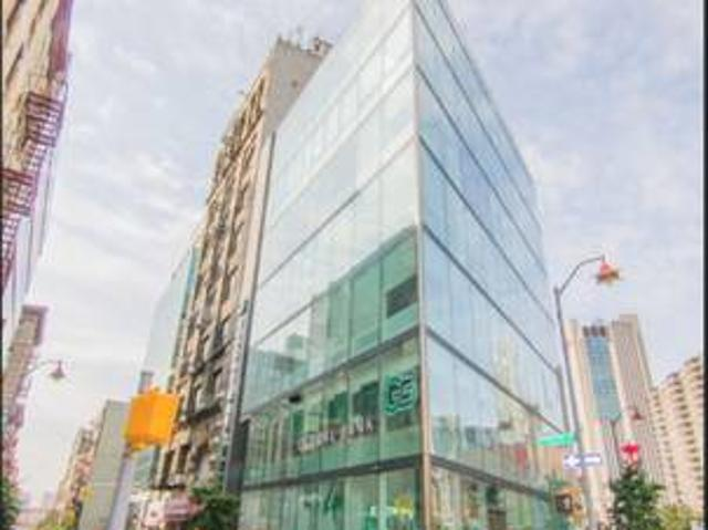 All Glass Modern Ph Office Wterrace Chinatown Lower East Side