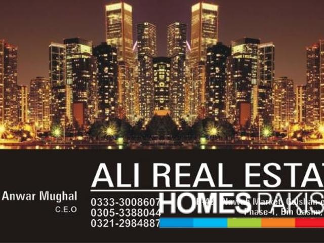 All Kind Of Houses Flats Shops Available For Sale In Goher Green City