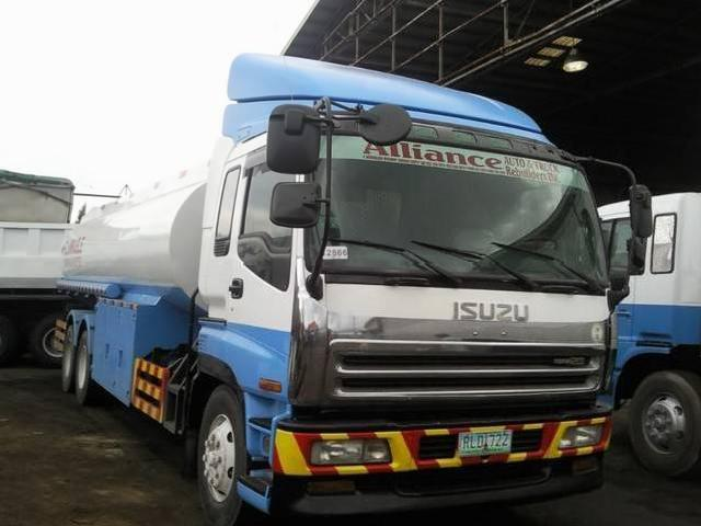 All Kinds Of Trucks Are Available