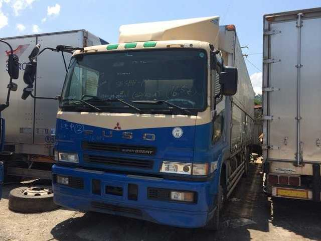 All types of trucks as is reconditioned directly imported from japan