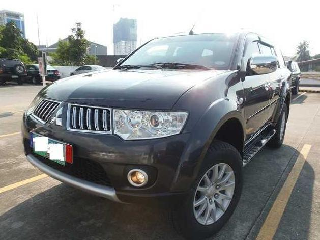 Almost New Loaded Casa Certified Mitsubishi Montero Sport At Diesel 2fast4u