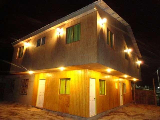 Alojamiento Hospedaje Hostal Residencial Casa De Alojados
