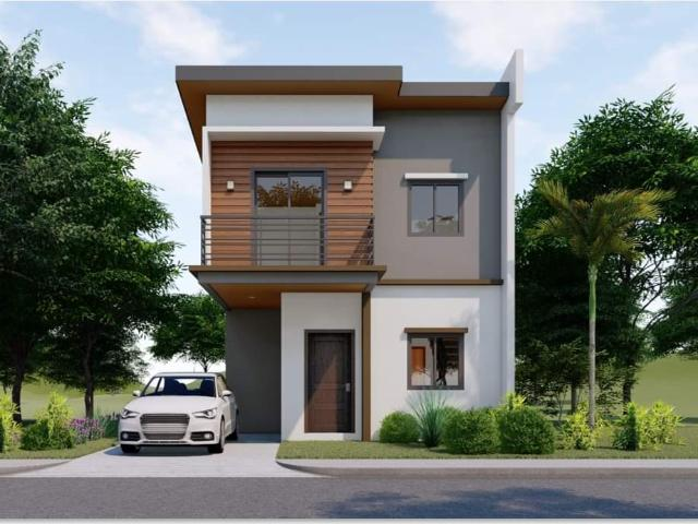 Along The Highway 3bedroom And Complete Finish House And Lot In Alaminos
