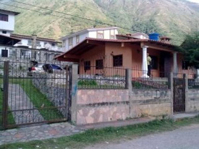 Alquiler Casa En La Puerta. Estado Trujillo.por Temporadas Y Vacaciones