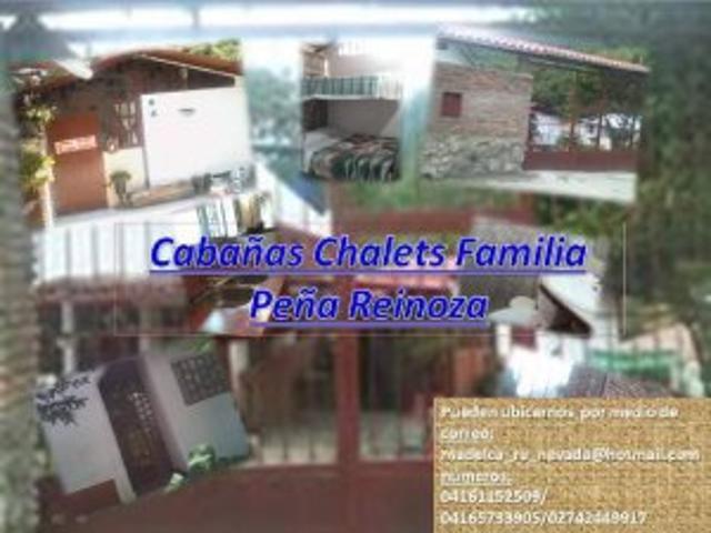 Alquiler De Casas, Cabañas, Posadas Y Chalets En Mérida