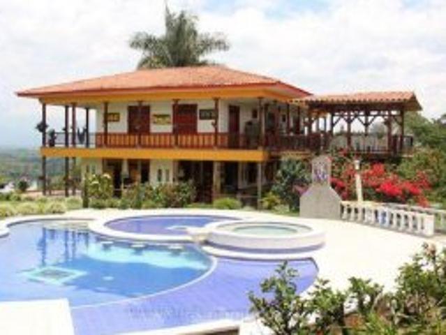 casas campestres en venta en quimbaya mitula casas
