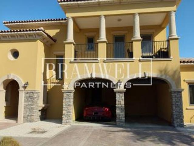 Amazing 5 Bedroom Villa Available Now!