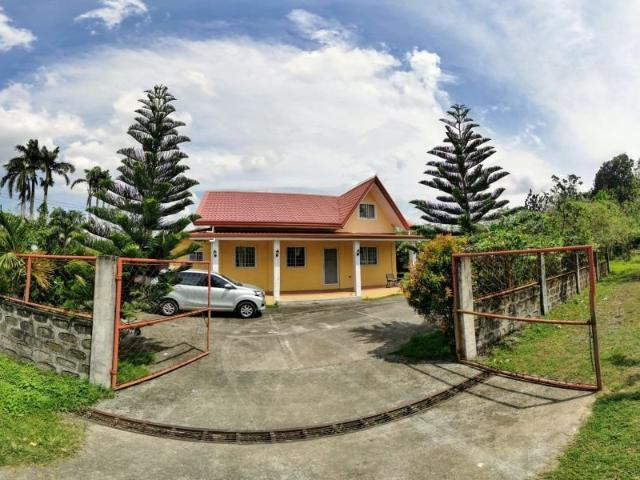 Amazing Modern Farm House With Rice Mill. Repriced!